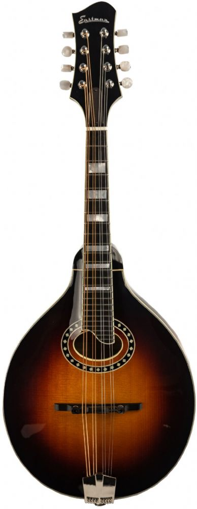 Eastman MD604 Mandolin Electro Acoustic with case